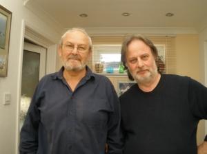 Ian Maxwell and Bill