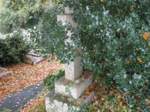 TGG's grave