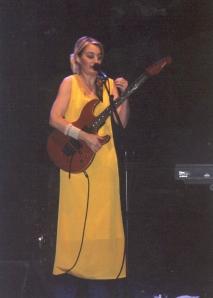 Jane Siberry, Royal Festival Hall, c.2002