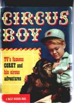 Mickey Dolenz as Circus Boy, 1957.