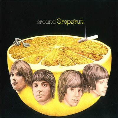 Grapefruit's first album: sweet young phasers