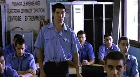 Zapa as the clueless recruit