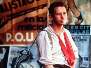 Ian Hart as David Carr in 'Land And Freedom'