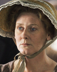 Sarah Lancashire as Nelly in Giedroye's version